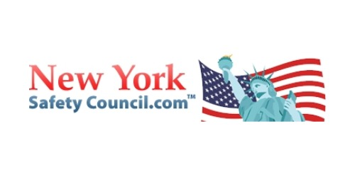New York Safety Council coupon