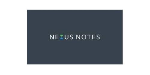 Nexus Notes coupons