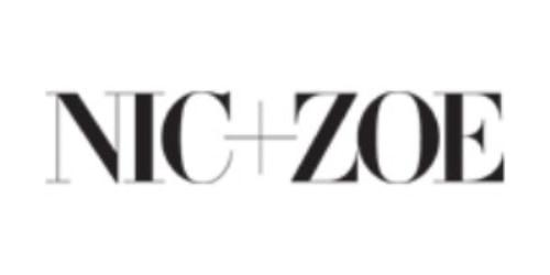 NIC+ZOE coupons