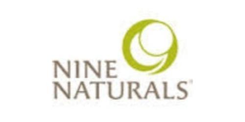 Nine Naturals coupon