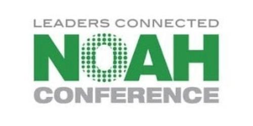 NOAH Conference coupon