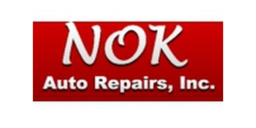NOK Auto Repairs coupons