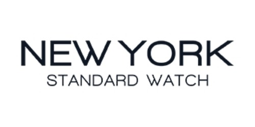 New York Standard Watch coupons