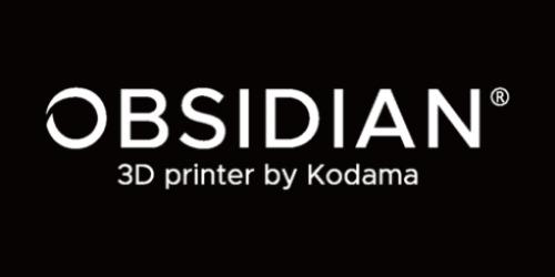 Obsidian 3D Printer coupons