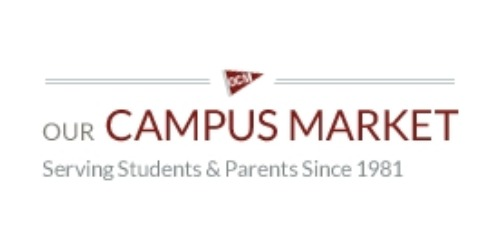 Our Campus Market coupons