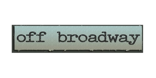 Off Broadway coupons