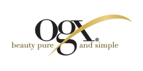 OGX Beauty coupons