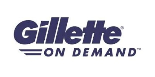 Gillette On Demand coupon