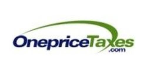 OnePriceTaxes.com coupons