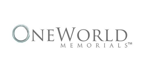 OneWorld Memorials coupons