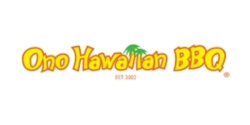 Ono Hawaiian BBQ coupons