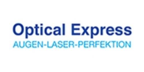 Optical Express DE coupons