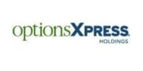 OptionsXpress coupons