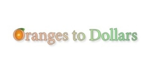 Oranges To Dollars coupons
