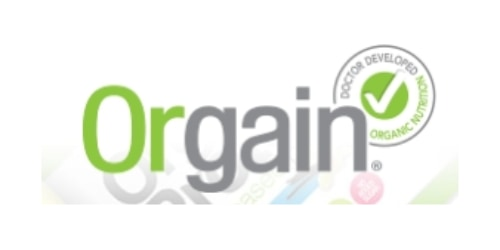20 off orgain promo code get 20 off w orgain coupon 2018 updated malvernweather Choice Image