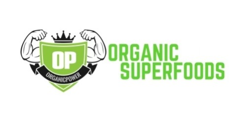 Organic Power Superfoods coupons