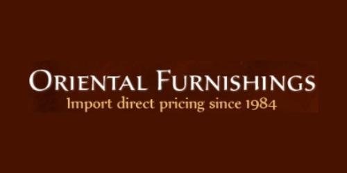 Oriental Furnishings coupon