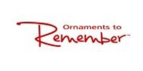 Ornaments To Remember coupons