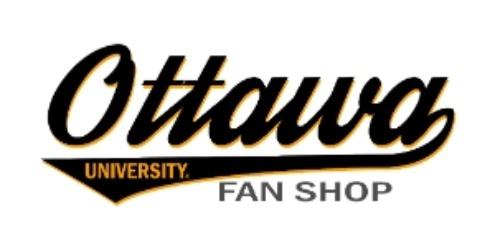 Ottawa University Fan Shop coupons
