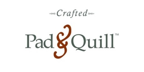 Pad and Quill coupons