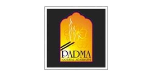 Padma Incense coupons