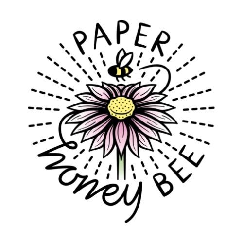 Paper Honey Bee
