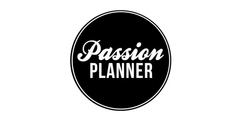 Passion Planner coupon