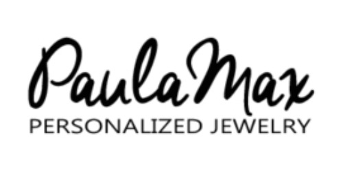 Paula Max Personalized Jewelry coupons