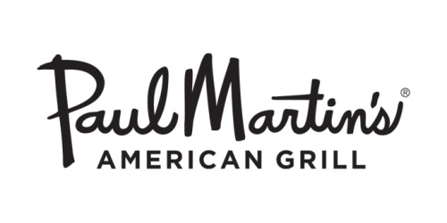 Paul Martin's American Grill coupons
