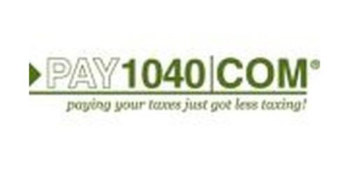 Pay1040.com coupons