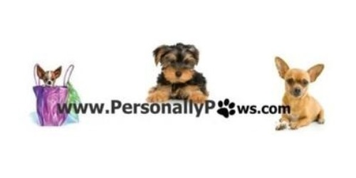PersonallyPaws coupons