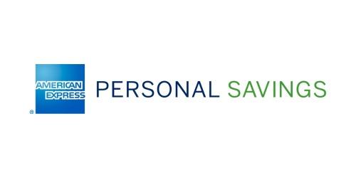 American Express Personal Savings coupons