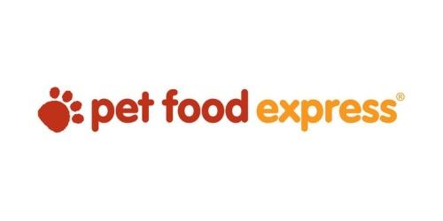 Pet Food Express coupons