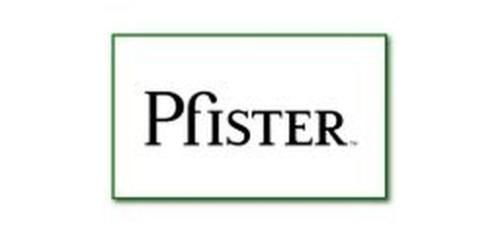 Pfister coupons