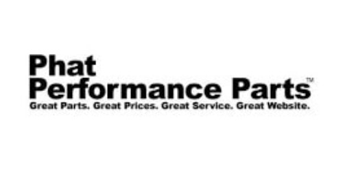 Phat Performance Parts coupons