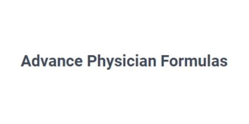 Advance Physician Formulas coupons