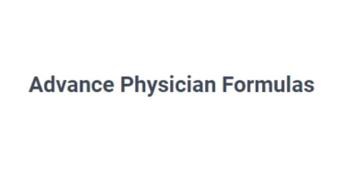 Advance Physician Formulas coupons