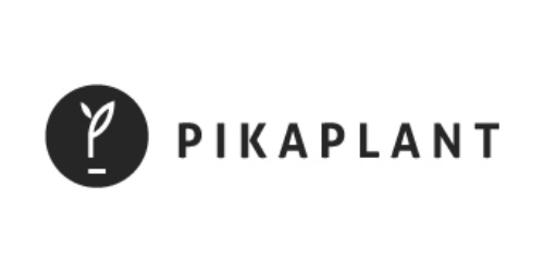 Pikaplant coupons