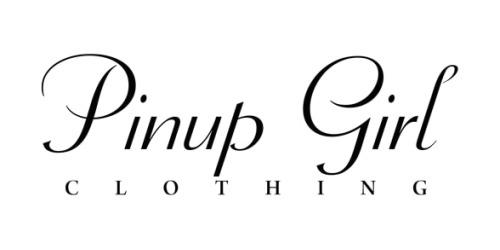 Pinup Girl Clothing coupons