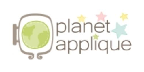 Planet Applique coupons
