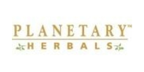 Planetary Herbals coupons