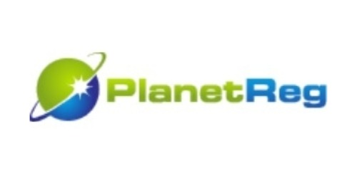 PlanetReg coupons