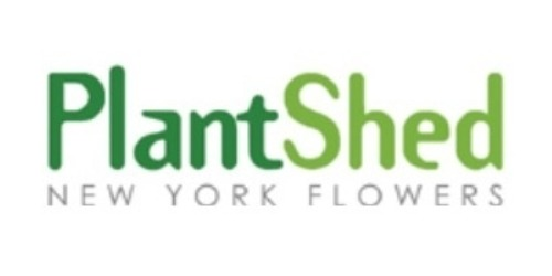 PlantShed New York Flowers coupons