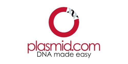 Plasmid.com coupons