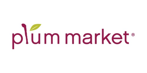 Plum Market coupons