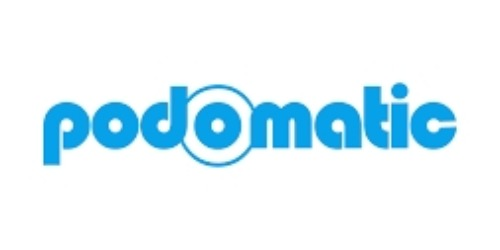 PodOmatic coupons