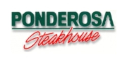 Ponderosa Steakhouse coupons