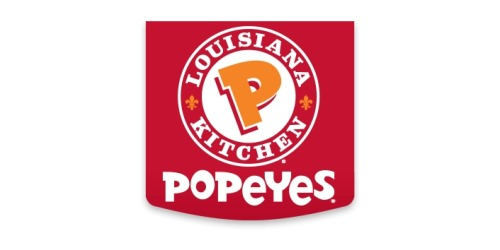 Popeye's coupon