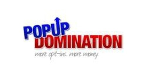 Popup Domination coupons