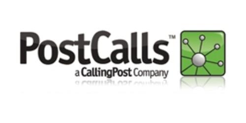 PostCalls coupons